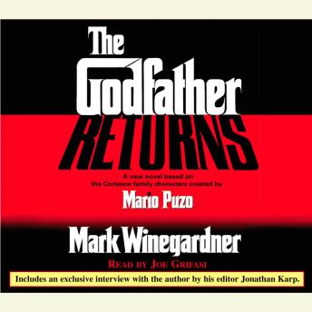 Godfather Returns: A Novel, Mark Winegardner