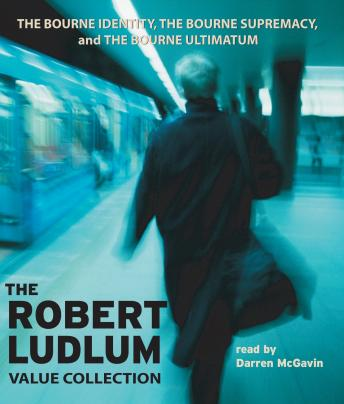Robert Ludlum Value Collection: The Bourne Identity, The Bourne Supremacy, The Bourne Ultimatum sample.