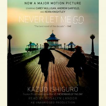 Download Never Let Me Go by Kazuo Ishiguro