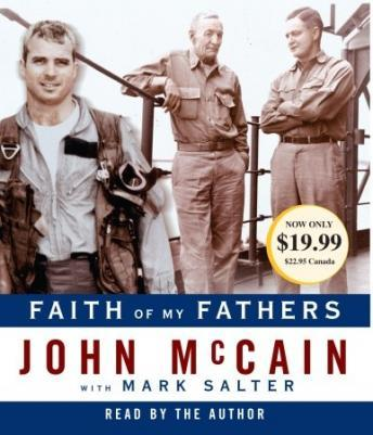 Faith of My Fathers, John Mccain, Mark Salter