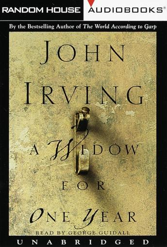 Widow for One Year, John Irving