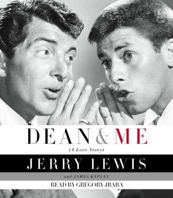 Dean and Me: A Love Story, Jerry Lewis, James Kaplan