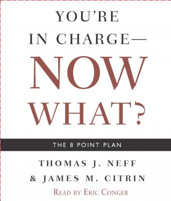Download You're in Charge--Now What?: The 8 Point Plan by Thomas J. Neff, James M. Citrin