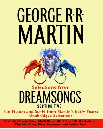Dreamsongs Section 2: The Filthy Pro, George R.R. Martin