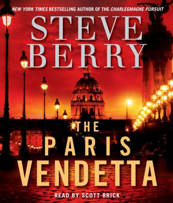 Paris Vendetta: A Novel, Steve Berry