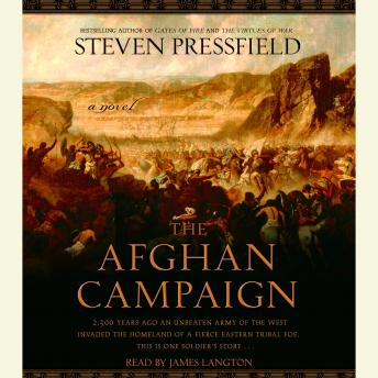 Afghan Campaign: A novel, Steven Pressfield