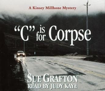 C Is For Corpse sample.