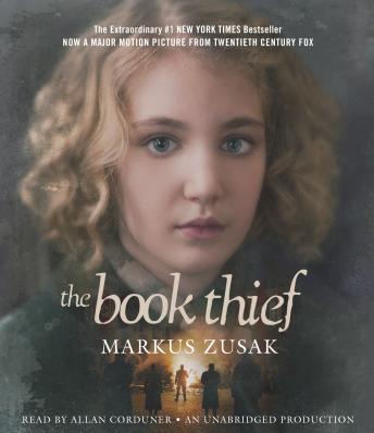 Book Thief, Markus Zusak
