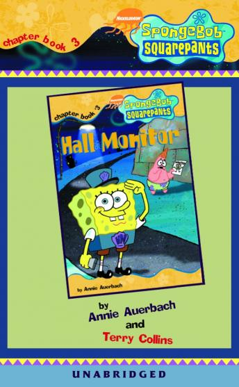 SpongeBob Squarepants #3: Hall Monitor, Terry Collins, Annie Auerbach