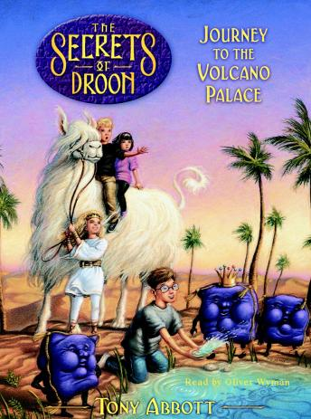 Journey to the Volcano Palace: The Secrets of Droon Book 2