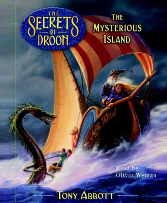 Mysterious Island, The Secrets of Droon Book 3, Tony Abbott
