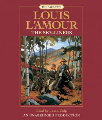 Sky-liners: Sackett, Louis L'amour