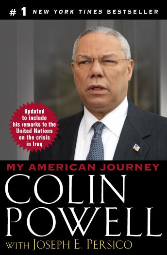 My American Journey, Colin L. Powell, Joseph E. Persico