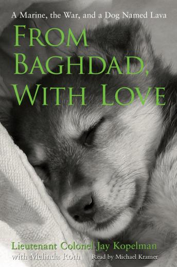 From Baghdad, With Love: A Marine, the War, and a Dog Named Lava, Melinda Roth, Jay Kopelman