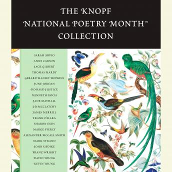 Knopf National Poetry Month(TM) Collection, Alfred A. Knopf Publishing Group