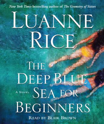 Deep Blue Sea for Beginners, Luanne Rice