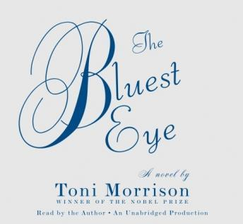 Bluest Eye, Audio book by Toni Morrison