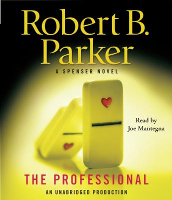 Professional: A Spenser Novel, Robert B. Parker