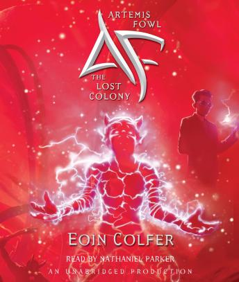 Artemis Fowl 5: The Lost Colony