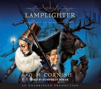 Lamplighter: The Foundling's Tale, Part Two, D. M. Cornish