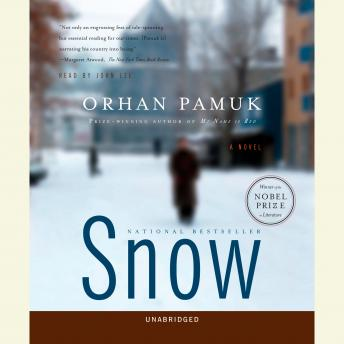 Snow: A Novel, Orhan Pamuk