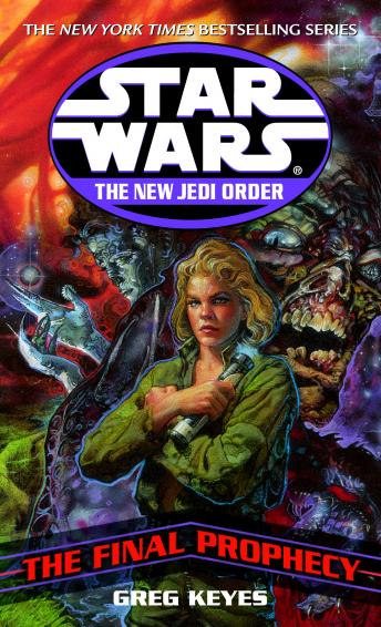 Star Wars: The New Jedi Order: Edge of Victory III: The Final Prophecy, Greg Keyes