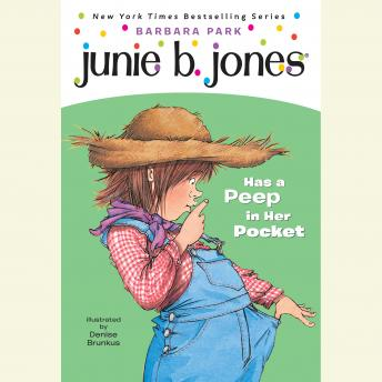 Junie B. Jones Has a Peep in her Pocket: Junie B. Jones #15