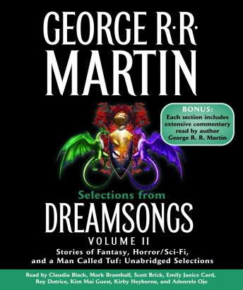 Dreamsongs Volume II, George R.R. Martin