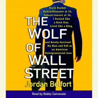 Download Wolf of Wall Street by Jordan Belfort