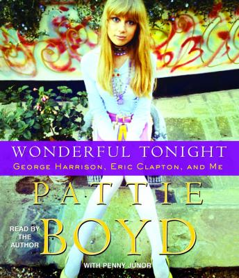 Wonderful Tonight, Pattie Boyd