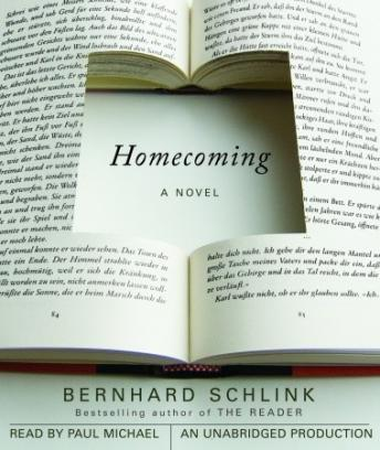 Homecoming: A Novel, Bernhard Schlink