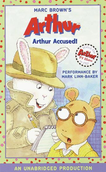 Arthur Accused!: A Marc Brown Arthur Chapter Book #5 sample.