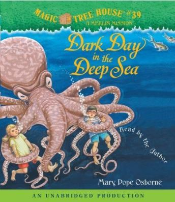 Magic Tree House Merlin Missions  Dark Day in the Deep Sea No     by Mary  Pope Osborne        Hardcover   Magic Tree HousesChapter