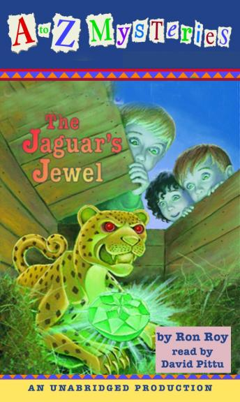 to Z Mysteries: The Jaguar's Jewel, Ron Roy