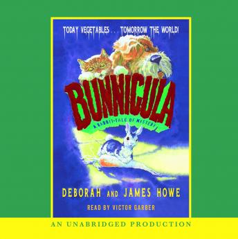 Bunnicula: A Rabbit-Tale of Mystery, James Howe