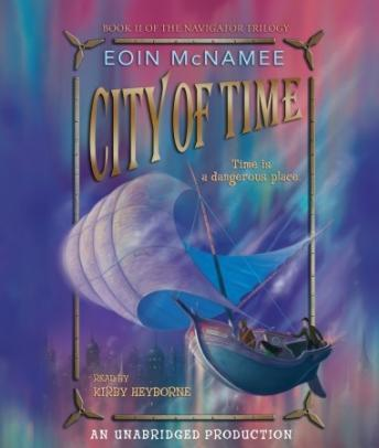 City of Time, Eoin Mcnamee