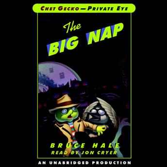 Chet Gecko, Private Eye: Book 3 - The Big Nap sample.