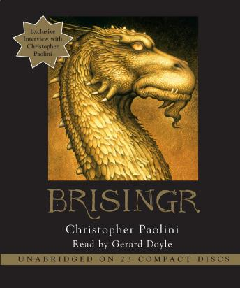 Brisingr: Inheritance, Book III