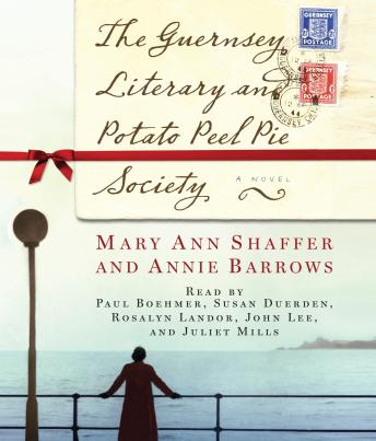 Listen Guernsey Literary and Potato Peel Pie Society: A Novel