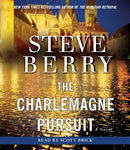 Charlemagne Pursuit, Steve Berry