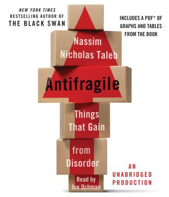 Antifragile: Things That Gain from Disorder Audiobook Free Download Online