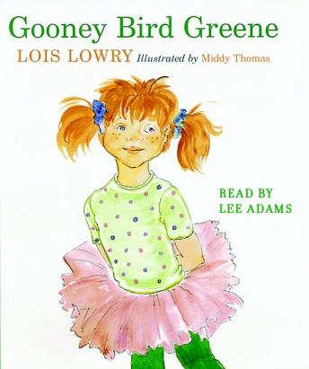 Gooney Bird Greene, Audio book by Lois Lowry