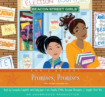 Beacon Street Girls #5: Promises, Promises, Annie Bryant