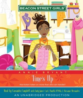 Beacon Street Girls #12: Time's Up sample.
