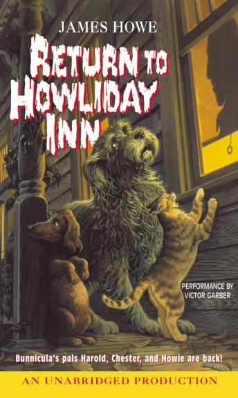 Bunnicula: Return to Howliday Inn, James Howe
