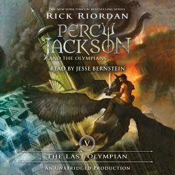 Download Last Olympian: Percy Jackson and the Olympians: Book 5 by Rick Riordan