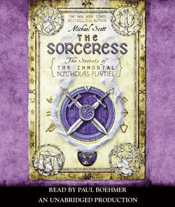 Download Sorceress by Michael Scott