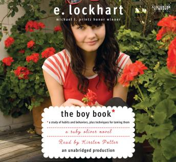Boy Book: A Study of Habits and Behaviors, Plus Techniques for Taming Them, E. Lockhart