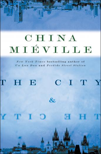 City & The City, China Miéville