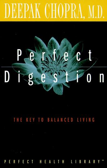 Perfect Digestion: The Key to Balanced Living sample.